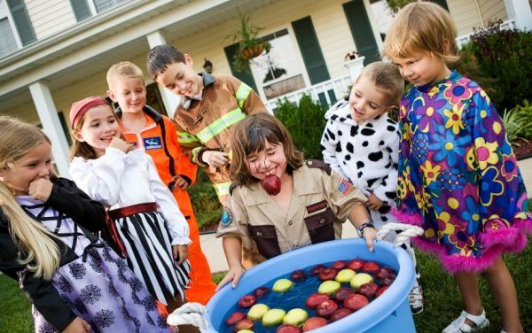 Popular Halloween Games For Kids