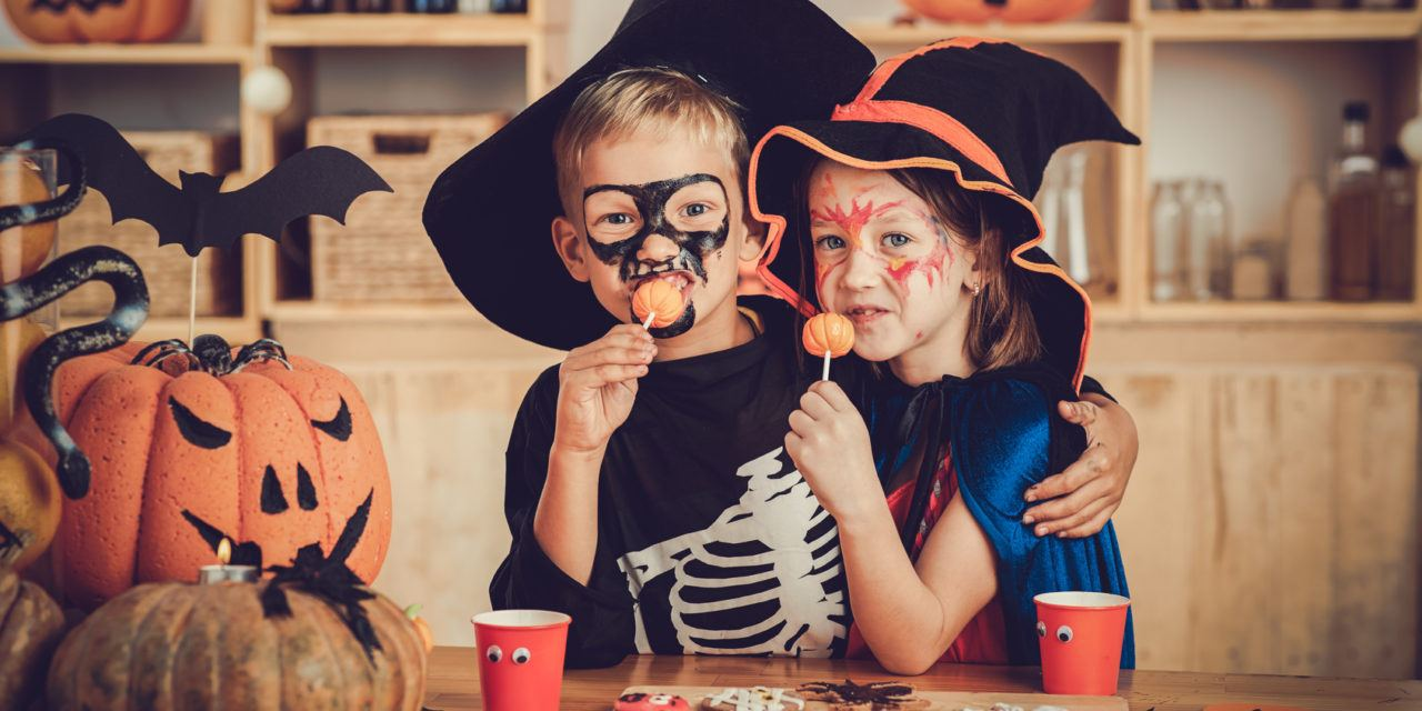 Not Every Halloween Party Game Needs To Be Scary To Be Enjoyed