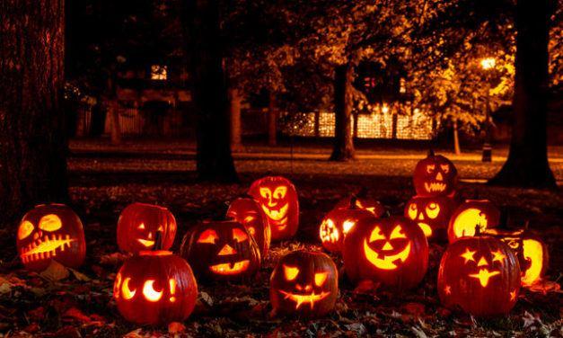 Storytelling During Halloween