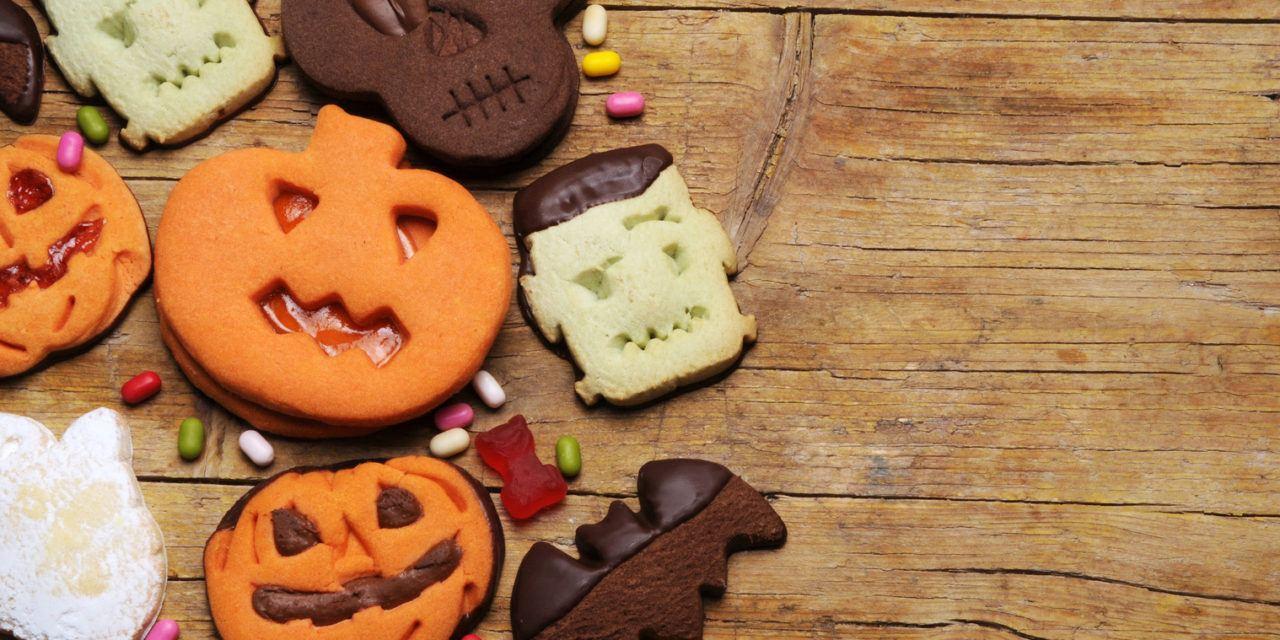 Halloween Snacks On the Go