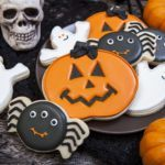 A Ghoulish Halloween Party