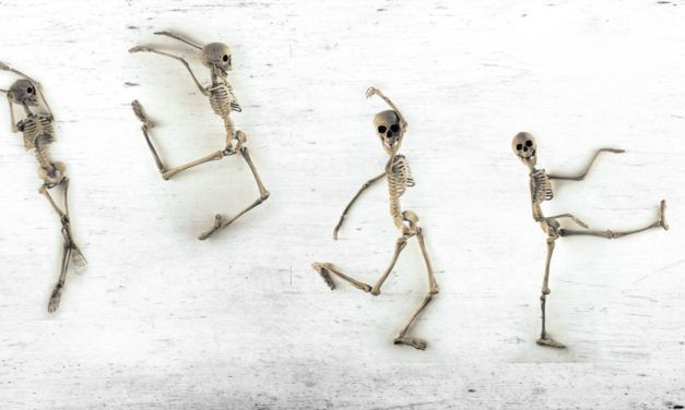 Halloween Skeleton Decorations For Your Home