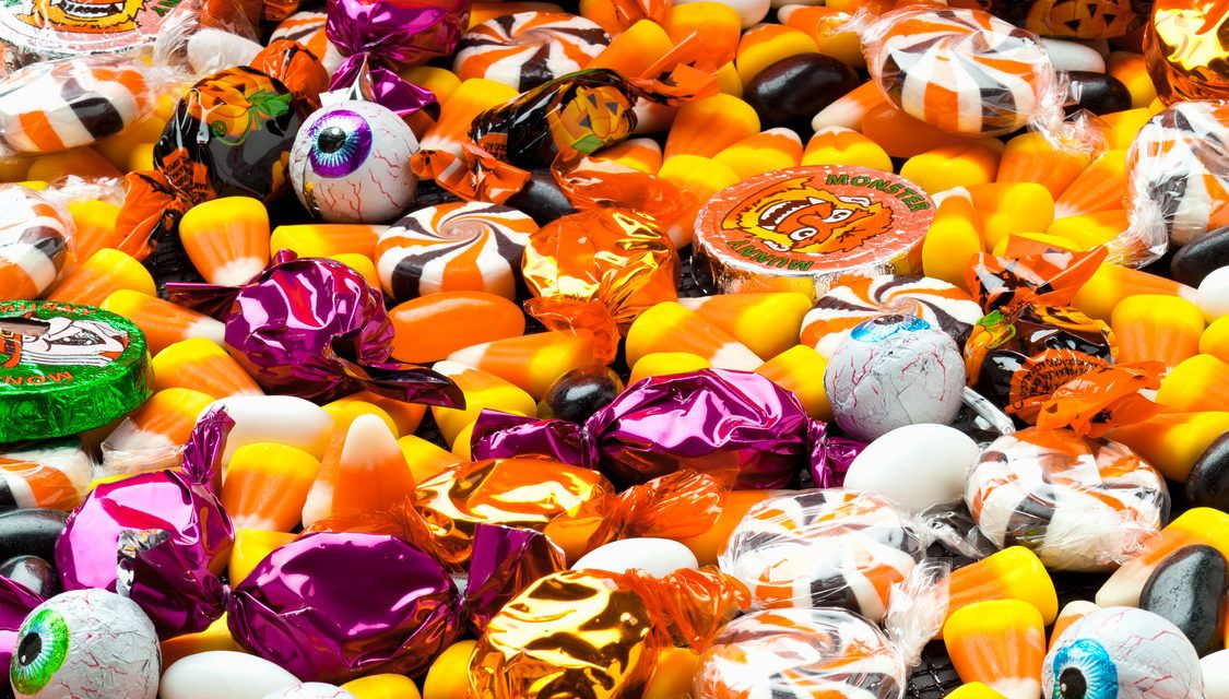 A Favorite of the Season: Halloween Candy
