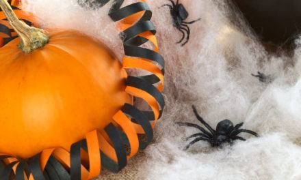 Making Your Own Indoor Halloween Décor