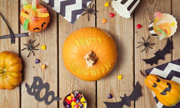 Using Spooky Halloween Images For Decorations
