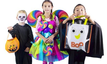 How to Make a Halloween Trick or Treat Bag