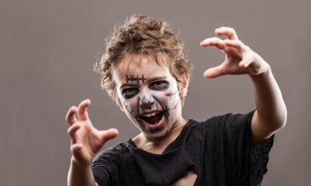 Halloween Makeup Tip: Learn How To Create Scars, Warts And Scabs