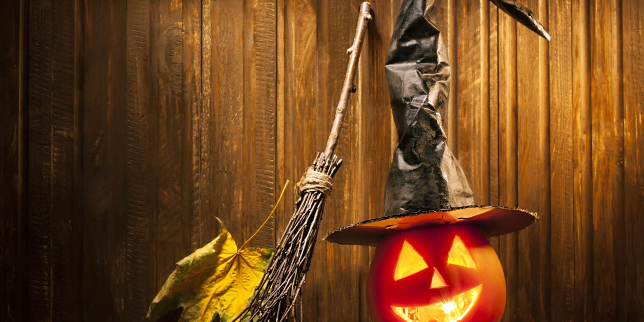 You Can Save Money by Making Your Own Halloween Decorations