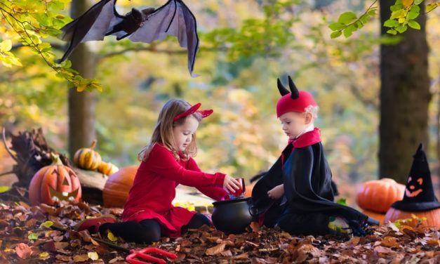 Creating Exciting Children's Halloween Costumes