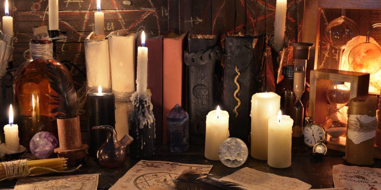 Witch's Halloween Spells