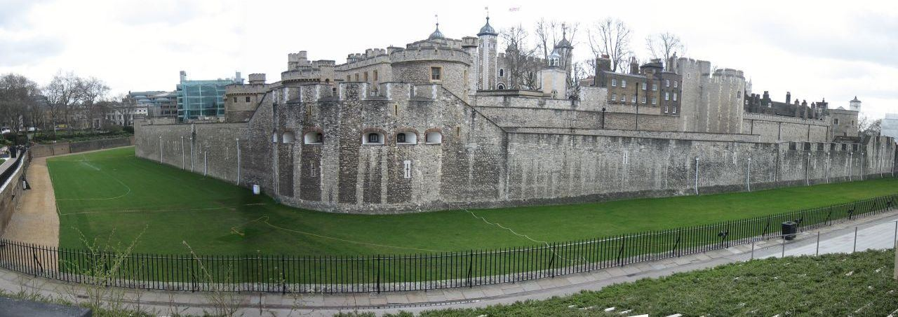 Ghosts in the Tower of London