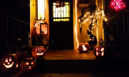 Have Fun: Use a Creative Halloween Decorating Idea