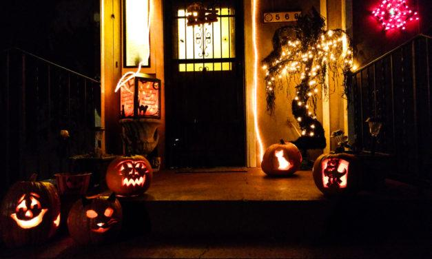 Have Fun: Use a Creative Halloween Decorating Idea