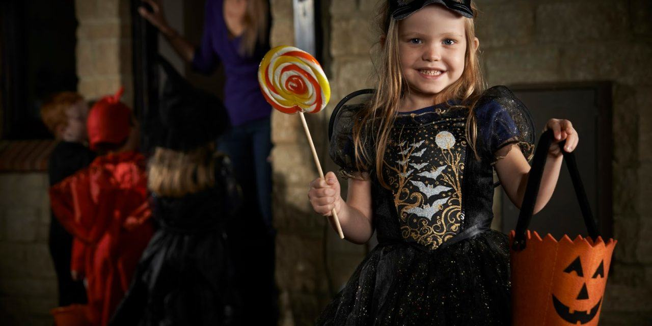 Choosing a 'Cool' Halloween Candy Bag