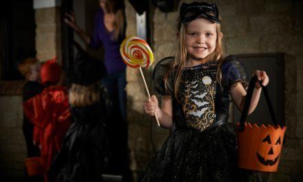 Choosing a 'Cool' Halloween Candy Bag