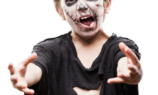 Creating The Perfect Halloween Zombies