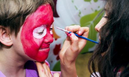 Halloween Makeup Idea: Get Your Kid Looking Great