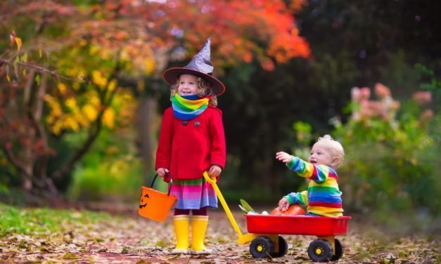 Child Safety During Halloween
