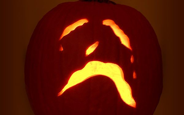 Don't be sad! Halloween is never more than 11 months away!