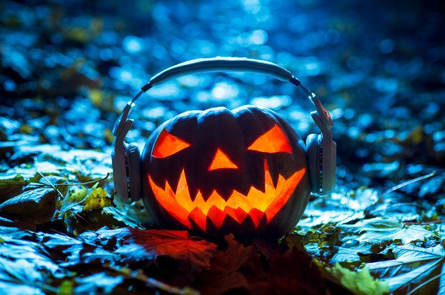 Get your jam on! Streaming Halloween Music!